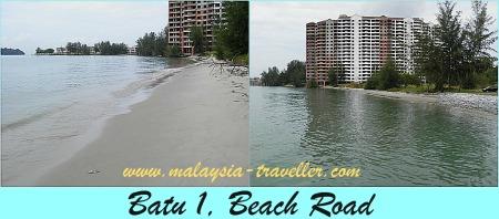Batu 1 Beach, Port Dickson