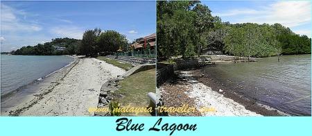 Blue Lagoon (Pantai Tanjung Biru)