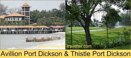 Avillion Port Dickson & Thistle Port Dickson