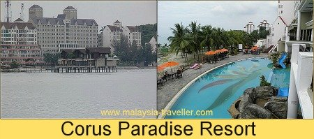 Corus Paradise Resort