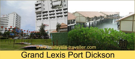 Port Dickson Resorts Grand Lexis
