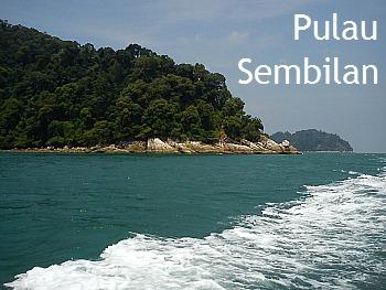 Pulau Sembilan (photo by Louis)