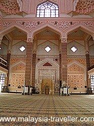 Putra Mosque Interior