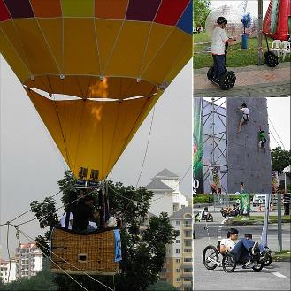 Putrajaya International Hot Air Balloon Fiesta 2013