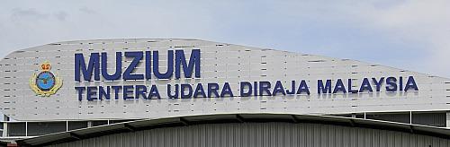 Royal Malaysian Air Force Museum, Kuala Lumpur