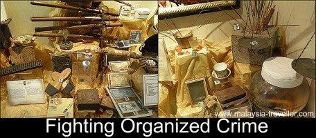 Fighting Organized Crime