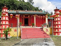 Raub Heritage Trail - Chinese Temple
