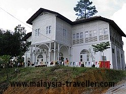 Old Colonial-Era Building
