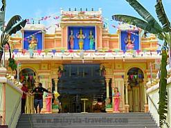 Raub Heritage Trail - Hindu Temple