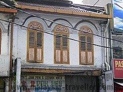 Raub Heritage Trail - Shophouse