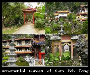 Sam Poh Tong Cave Temple, Ipoh, Perak