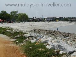 Redang Beach at Sekinchan