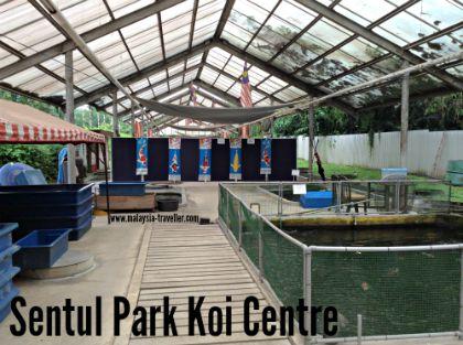Sentul Park Koi Centre