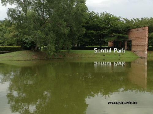 Sentul Park Lake