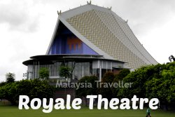 Royal Theatre, Shah Alam