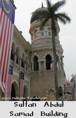 Sultan Abdul Samad Building