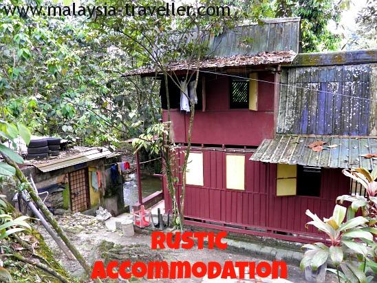 Accommodation outside of Chongkak Park & Resort