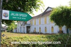 Jalan Speedy Teluk Intan