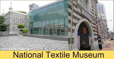 National Textile Museum, Kuala Lumpur