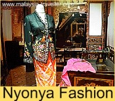 Nyonya Costume, Textile Museum