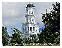 Johor Bahru Walking Tour