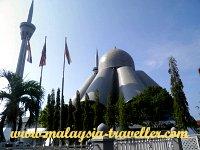 An'Nur Jamek State Mosque