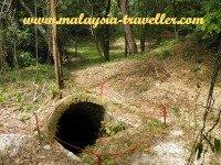 Former Coal Mine Tunnels