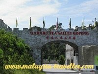 Top Perak attractions Gaharu Tea Valley