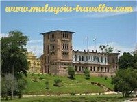 Top Perak Attractions Kellies Castle