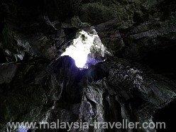 Sabah Caves