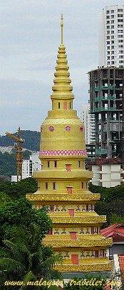 Wat Chaiyamangalaram Pagoda