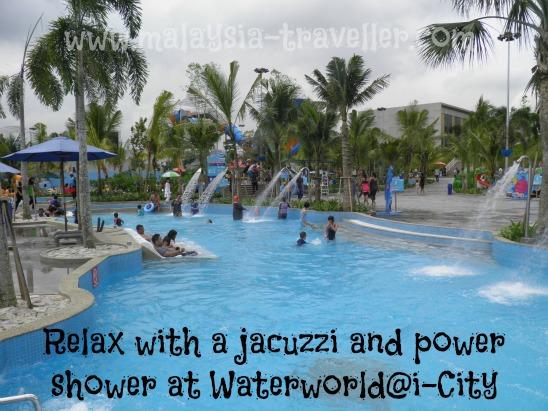 Relax Pool at Waterworld@i-City
