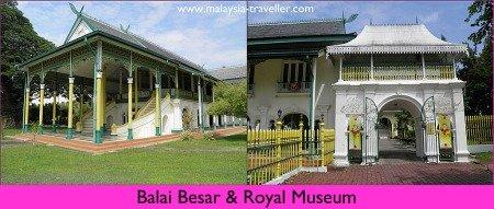 Balai Besar & Royal Museum