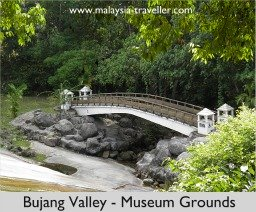 Bujang Valley - Gardens