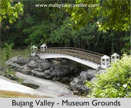 Bujang Valley - Gardens