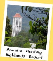 Awana Genting Golf & Country Resort