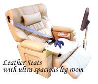 Transtar First Class Seat