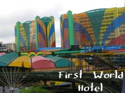 Genting Highlands, First World Hotel