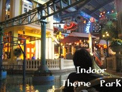 Genting Highlands Indoor Theme Park