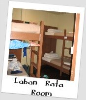 Laban Rata Room