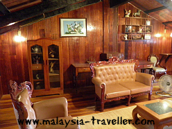 Sitting Room at Gopeng Heritage House