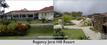 Regency Jerai Hill Resort