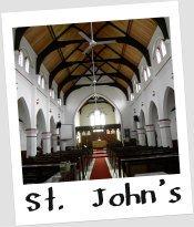 Ipoh, Church of St. John The Divine