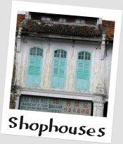 Shophouse, Ipoh