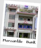 Ipoh, Mercantile Bank Building