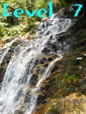 Kanching Waterfall Level 7