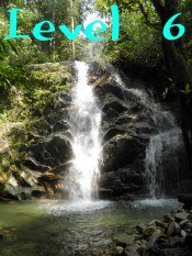 Kanching Waterfall Level 6