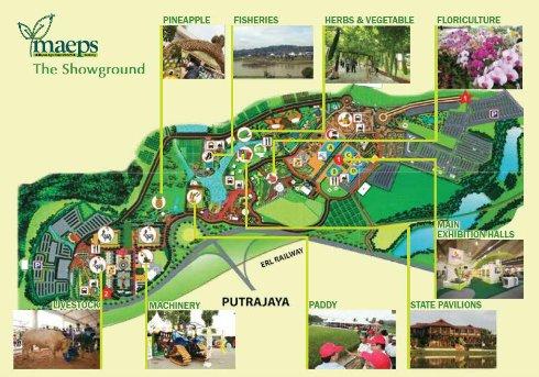 MAHA Map