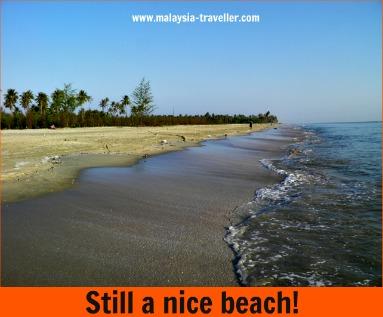 Pantai Irama - still a nice beach!