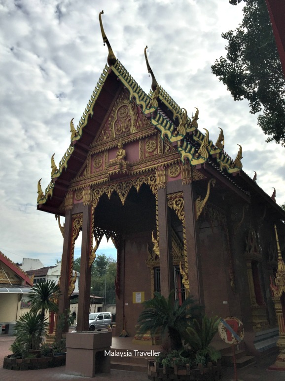 Wat Siribunyamagaram Thai Buddhist Temple In Ipoh Perak
